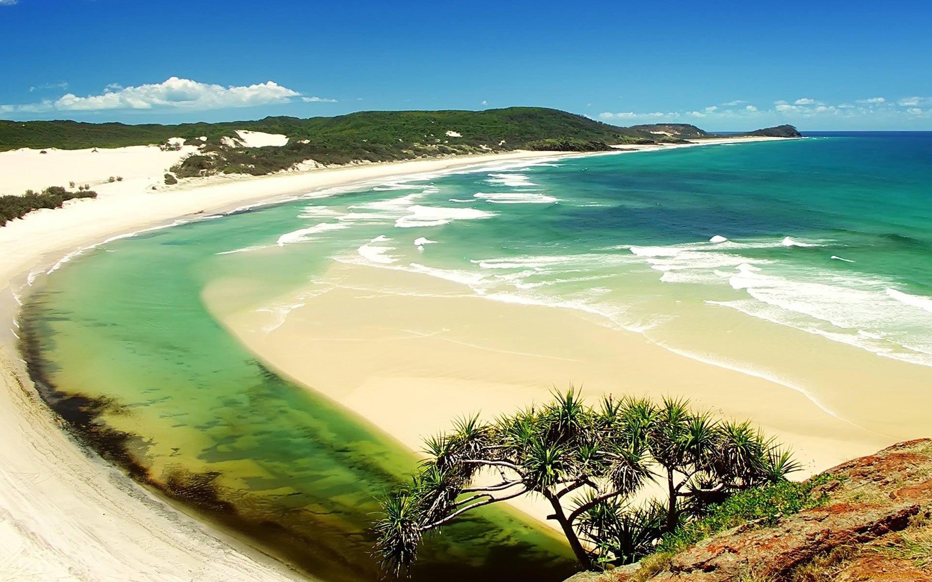 этой красивые фото моря и пляжа когда саша